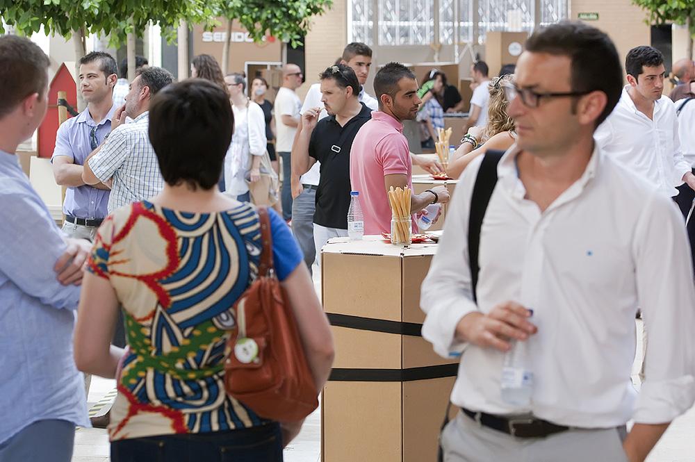 Encuentro Empresas EAD del CDICV en Las Naves 2012